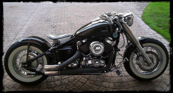 XVS 650 cc
