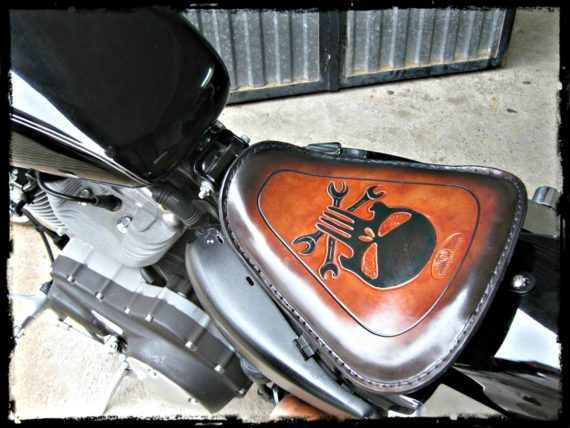 Asiento custom P20 R