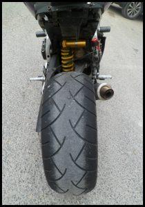 Honda CBR900RR Strettfighter (1)