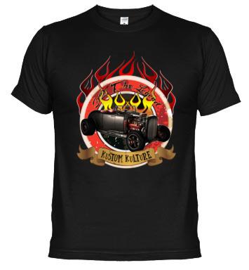 camiseta 32 kustom kulture