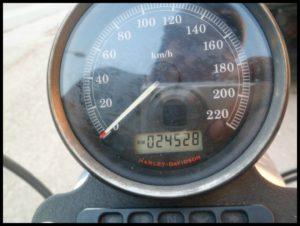 HD Sportster Low 883 del 2007