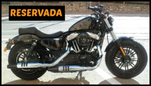 HD fORTY RESERVADA