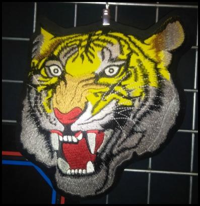 Parche tigre
