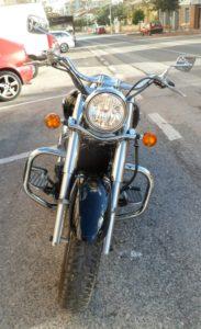 Kawasaki VN900 2008 (1)