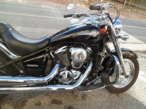 Kawasaki VN900 2008