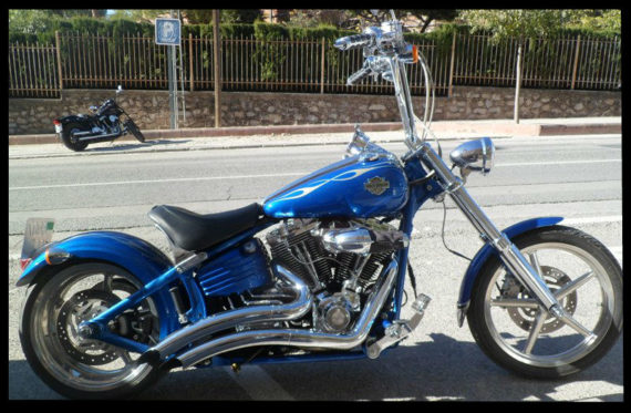 HD Softail Rocker C (1)