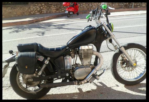 Suzuki Savage 650 (1)