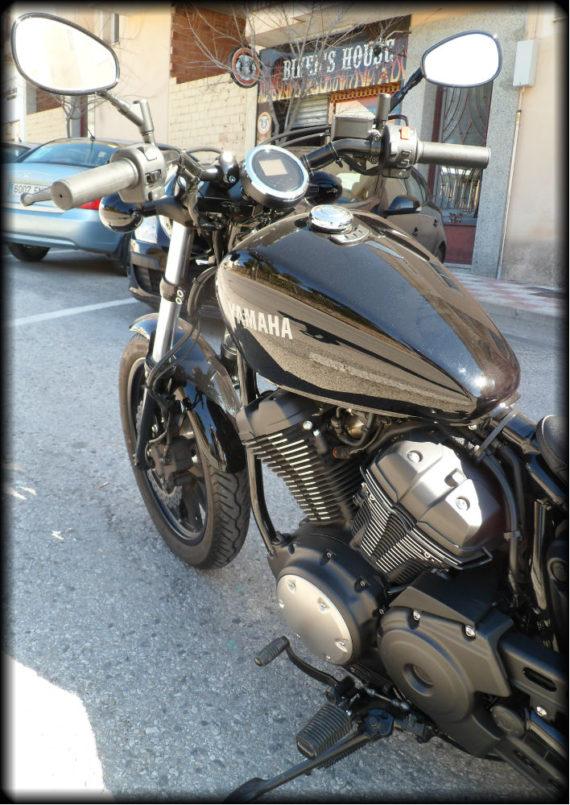 YAMAHA XVS 950 2015