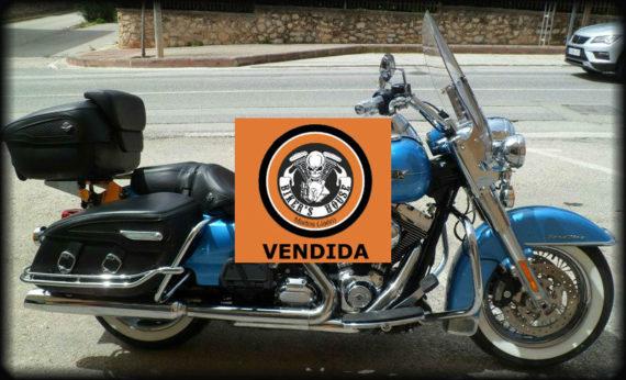HD ROAD KING 2010 (1)VENDIDA