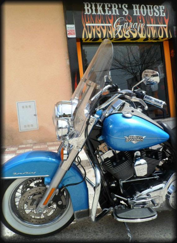 HD ROAD KING 2010 (5)