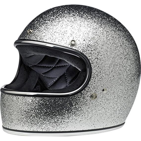 casco gringo plateado