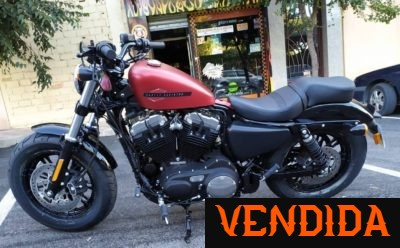 11. HD Forty Eight VENDIDA