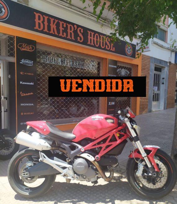Ducati Monster 696 2008 (2)VENDIDA
