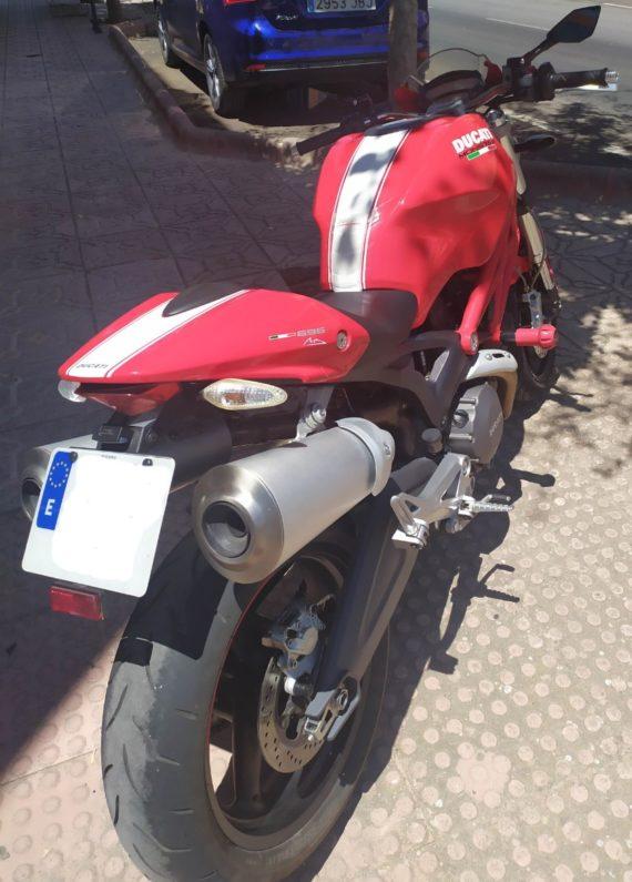 Ducati Monster 696 2008 (3)