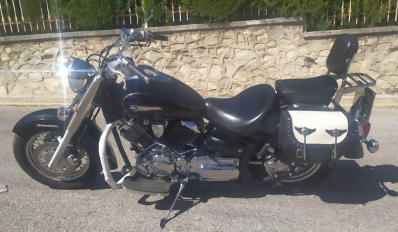 Yamaha Drag Star 1100 2007 (6)