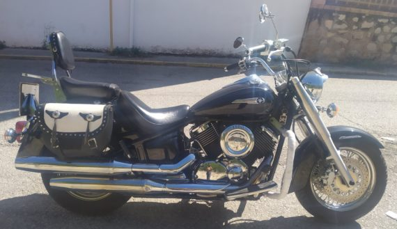 Yamaha Drag Star 1100 2007 (9)