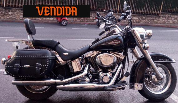 HD Heritage Softail Classic (2)VENDIDA