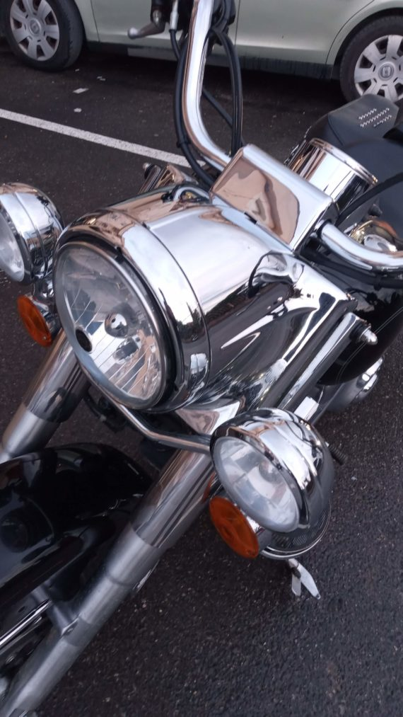 HD Heritage Softail Classic (6)
