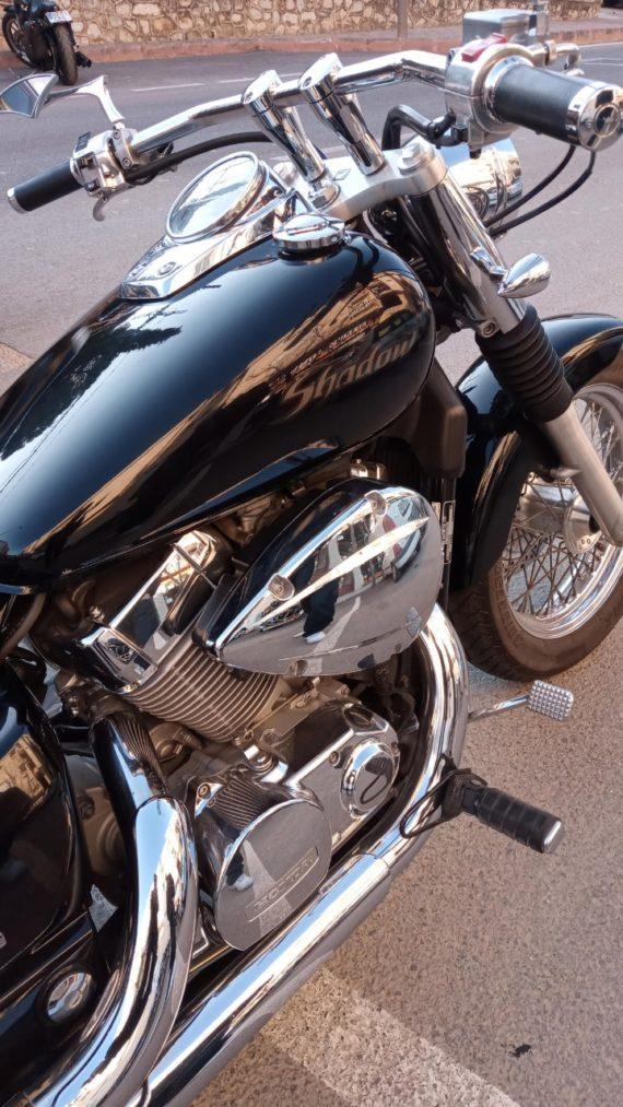 HONDA SHADOW 750 DEL 2006 (9)