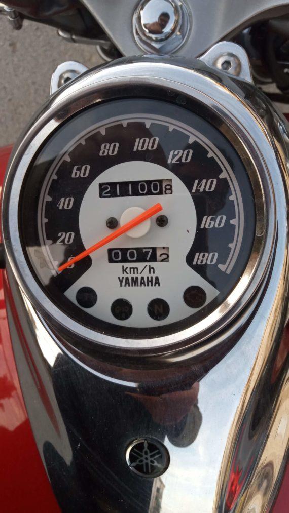YAMAHA DRAG STAR 650 DEL 2000 (7)
