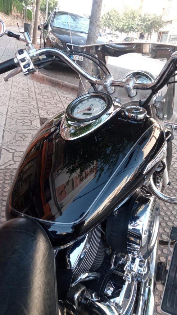 YAMAHA DRAG STAR 1100 DEL 2007 (10)