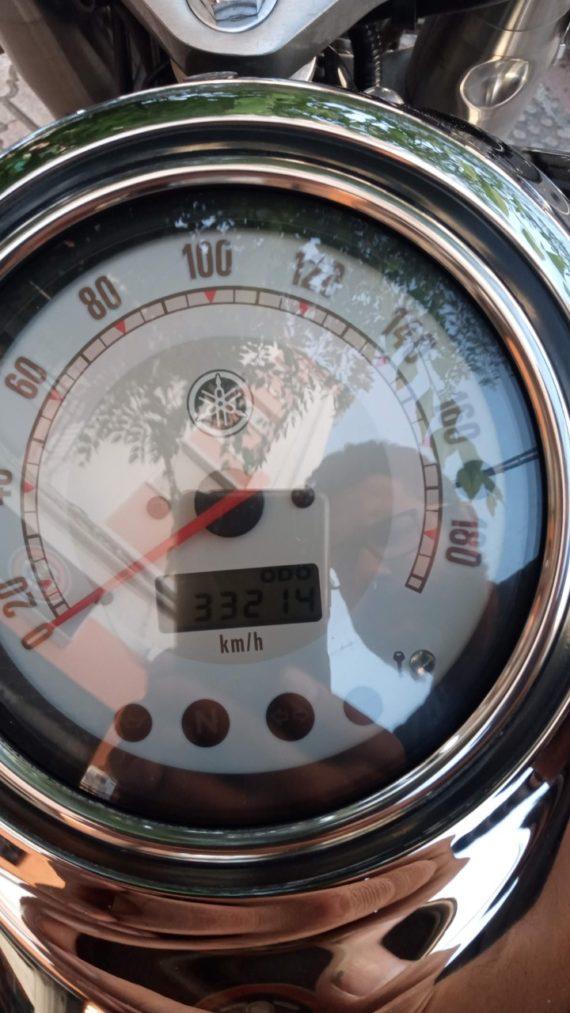 YAMAHA DRAG STAR 1100 DEL 2007 (2)