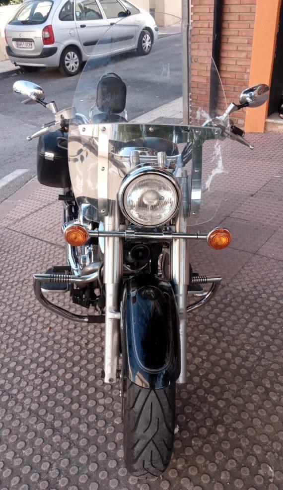 YAMAHA DRAG STAR 1100 DEL 2007 (3)
