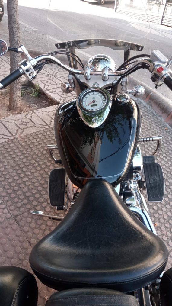 YAMAHA DRAG STAR 1100 DEL 2007 (6)