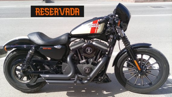 hd iron special reservada