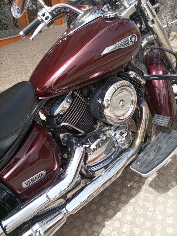 Yamaha Drag Star 1100 09 (5)