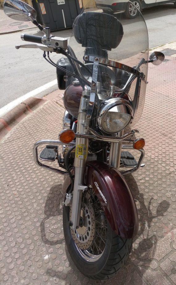 Yamaha Drag Star 1100 09 (7)