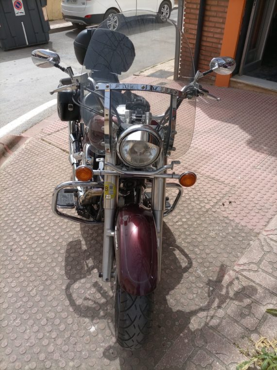 Yamaha Drag Star 1100 09 (9)