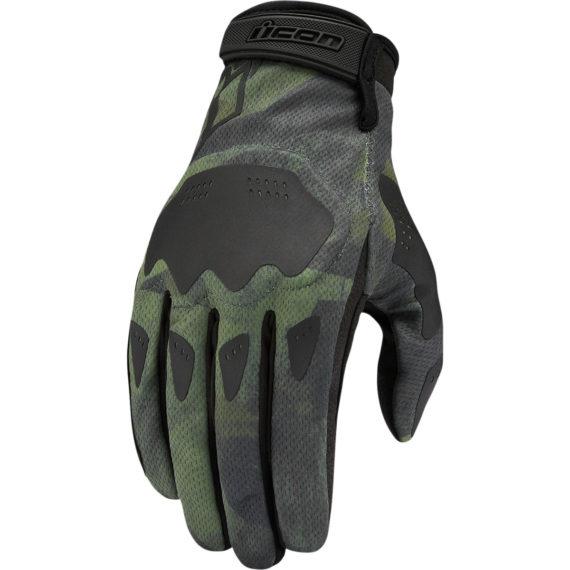 guantes icon camuflaje