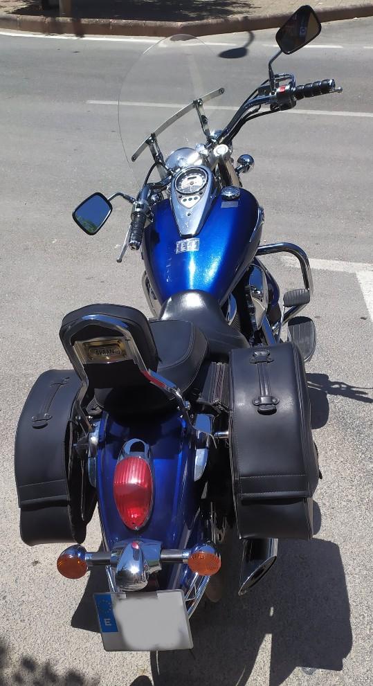 KAWASAKI VN900 2008 (7)